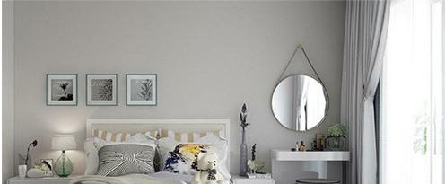 日佳柏莱-天气太热只想冷静一夏!静谧色彩的卧室窗户搭配