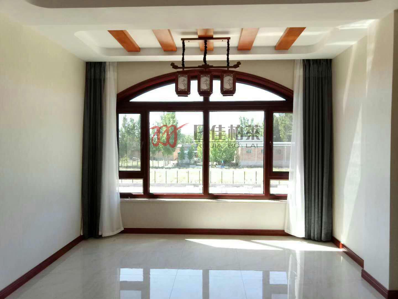 日佳柏莱窗业:铝木门窗环保吗?