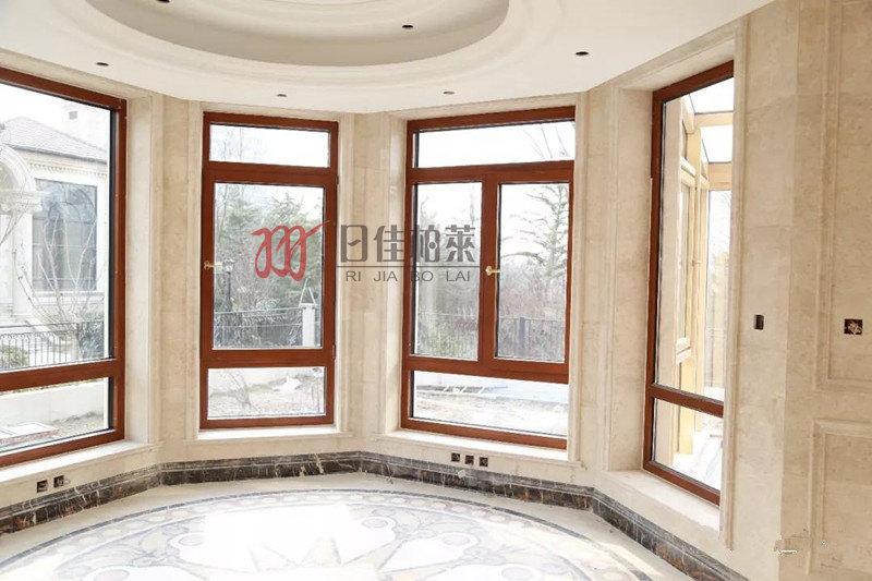 日佳柏莱铝包木门窗的优点