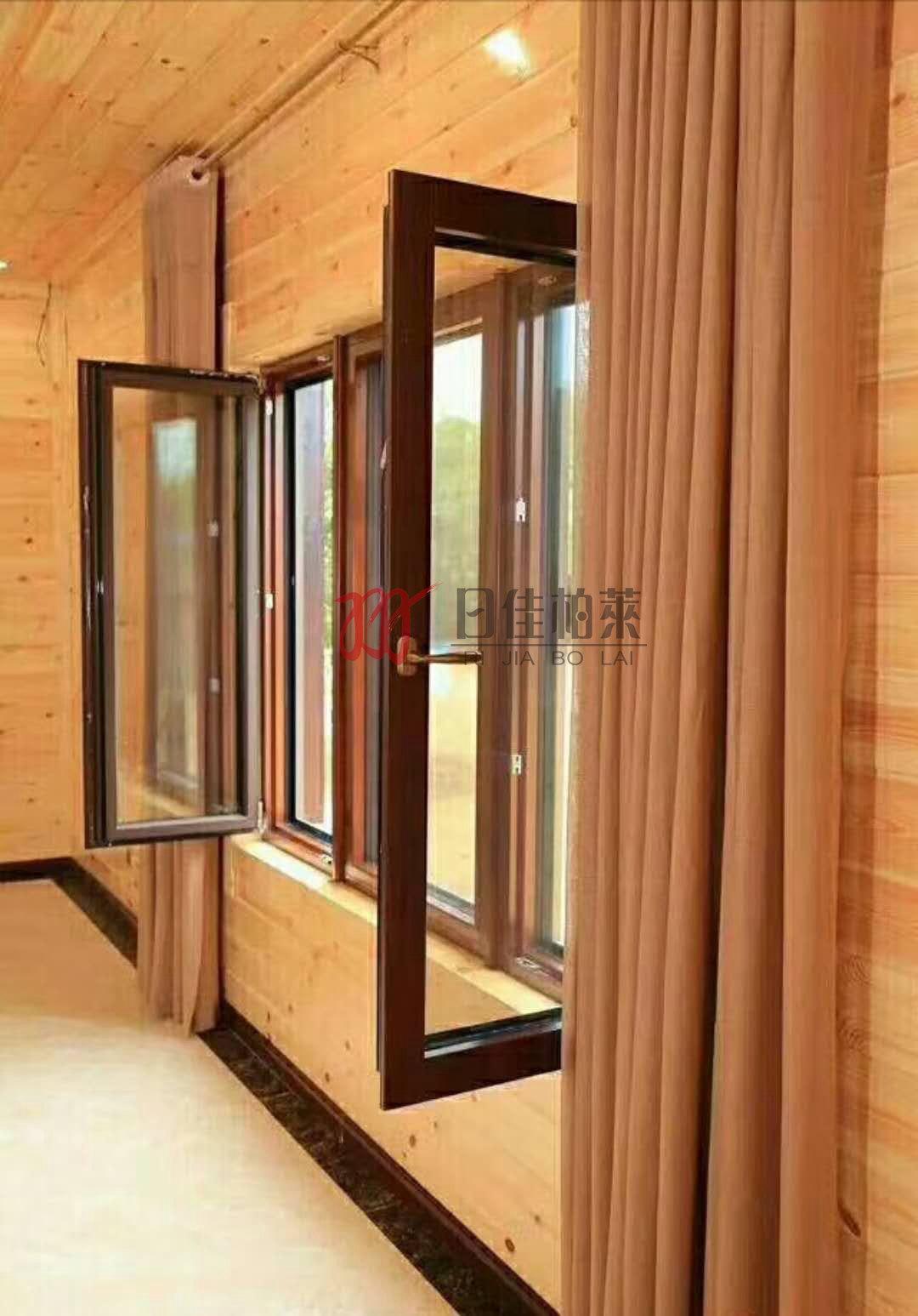 铝包木门窗--你不能错过的商机