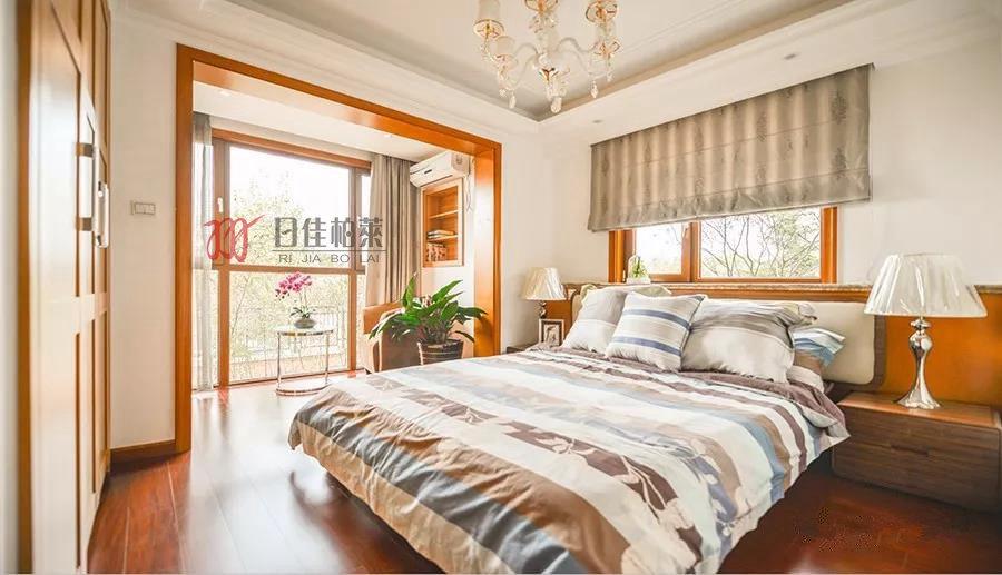 铝包木门窗还您一个舒适安静的生活空间