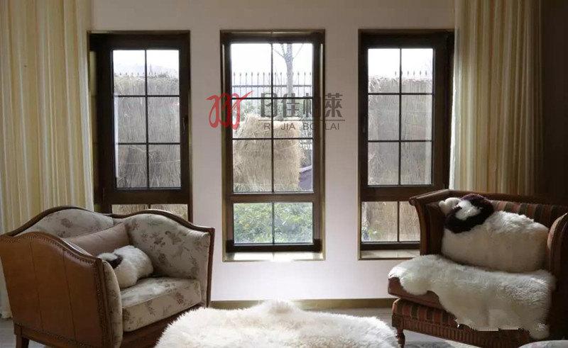 铝包木门窗让我们的生活回归本真