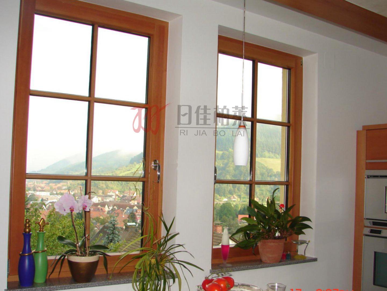 日佳柏莱铝包木门窗:铝包木门窗为您的冬季保驾护航